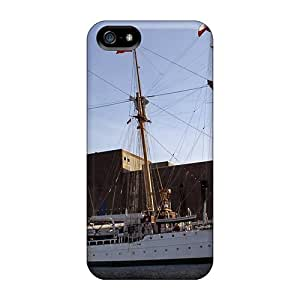 New Style Roalmer Hard Case Cover For Iphone 5/5s- Beesmeralda
