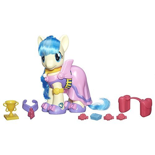 My Little Pony Cutie Mark Magic Fashion Style Coco Pommel Figure by My Little Pony