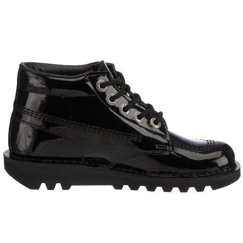Kickers donna Kickers Polacchine Black Patent Polacchine 8zUBwqq