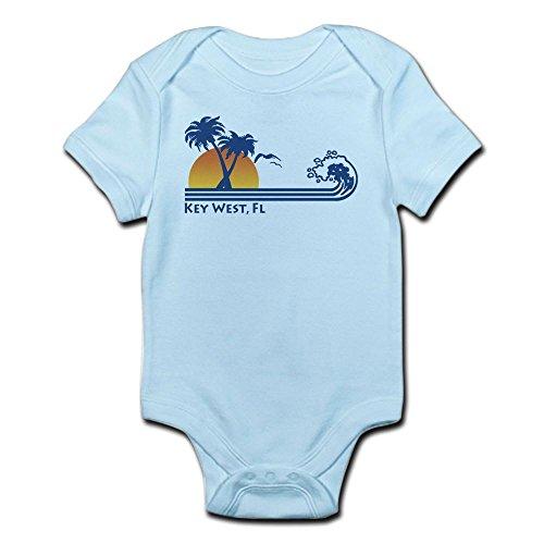 CafePress Key West Infant Bodysuit - Cute Infant Bodysuit Baby - Key West Boutiques