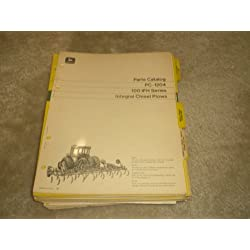 parts Catalog John Deere 100 IFH series integral c