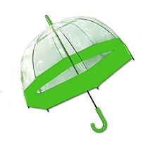 LaSelva Designs 23466G Green Bubble Umbrella