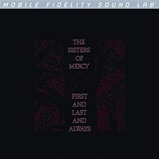 First & Last & Always (Vinyl) by The Sisters of Mercy (B004GP0N5W) | Amazon price tracker / tracking, Amazon price history charts, Amazon price watches, Amazon price drop alerts