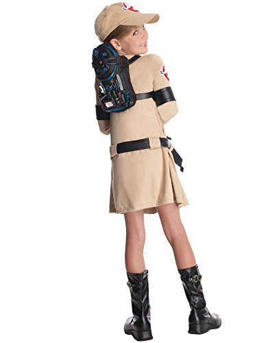 Ghostbuster Girls Costume, Medium -