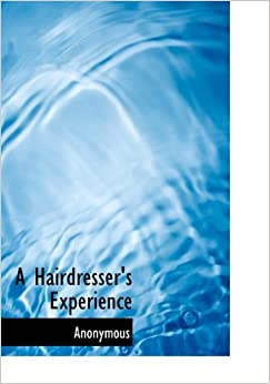 Book A Hairdresser's Experience