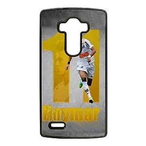 LG G4 Cell Phone Case Black Neymar Plastic Durable Cover Cases swxc5063112