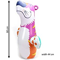 Hit Me Big Punching Inflatable Toy (Tiger Design)
