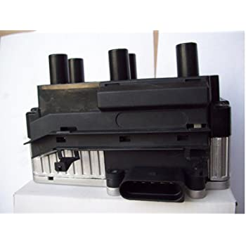Amazon.com: Ignition Coil Pack for VW Jetta Golf GTI V6 ...