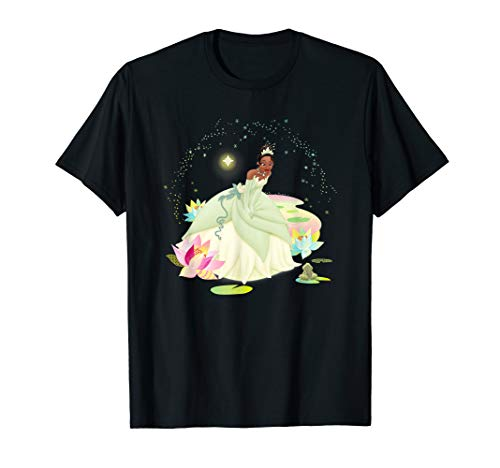 Disney The Princess and The Frog Tiana on a Bayou T-Shirt -