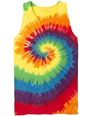 Koloa Surf Co. Colorful Tie-Dye Tank Tops in 10 Colors. Sizes: S-4XL
