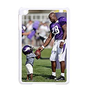 Generic Hard Plastic Back Phone Cover For Women Print With Adrian Peterson For Apple Ipad Mini Choose Design 1