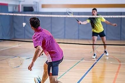 senston Raquetas de B/ádminton,Unisex Adulto Badminton Racket-Incluyendo b/ádminton Bolsa//2 Raquetas//2 b/ádminton
