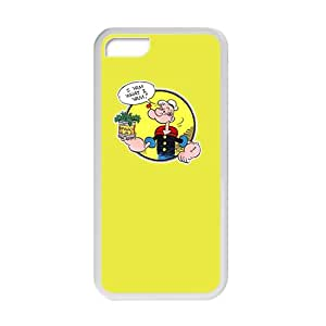 Apple iphone 5c 3D phone case Popeye the Sailor man
