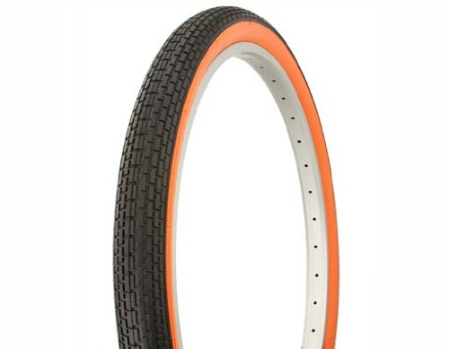 Various Colors Duro Brick Tread Cruiser Tire 26in x 2.125in