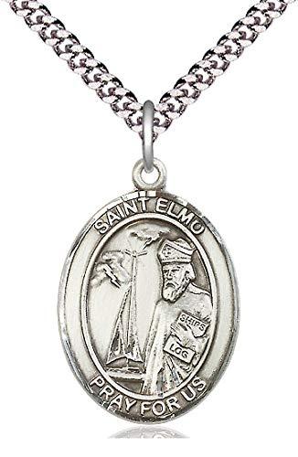 St. Elmo Medal in Fine Pewter, 1