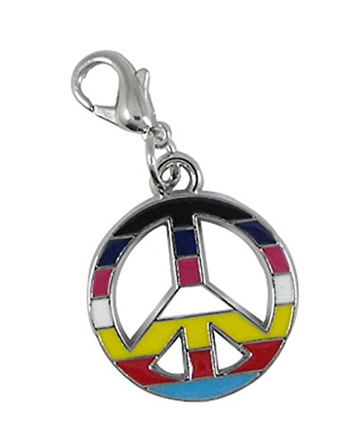 Charm peace and love de la marque Charming Charms