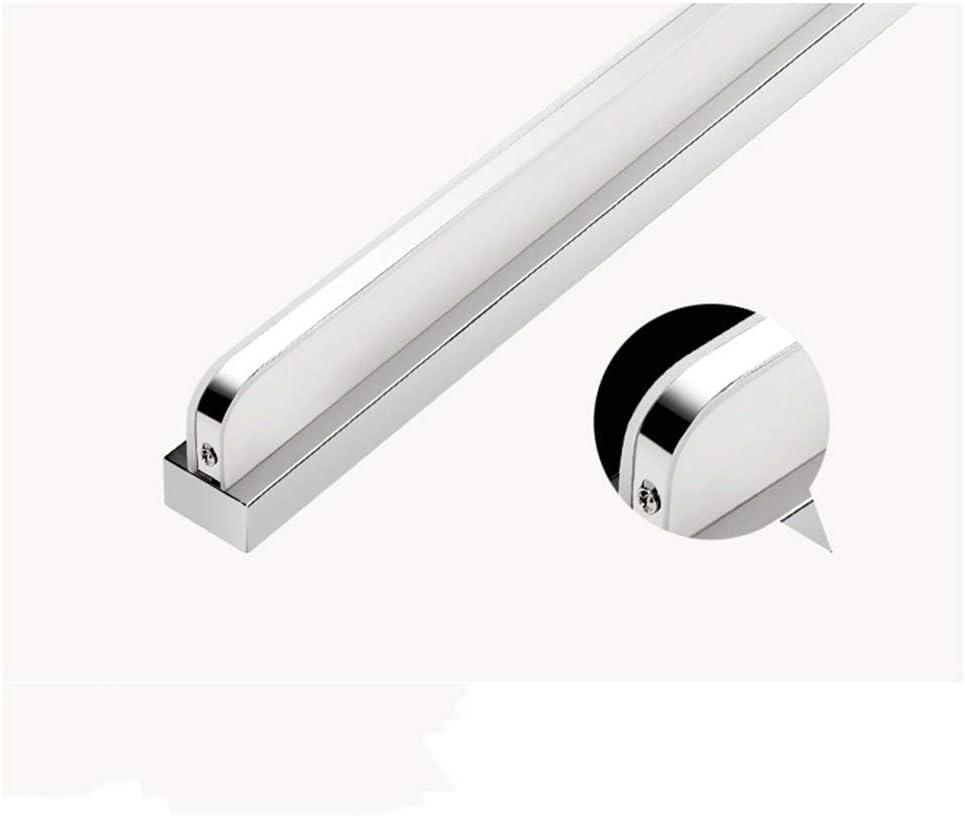 Bad Spiegel Lampen Badezimmer Beleuchtung Wasserdicht und Anti-Fog Wasserdicht Anti Fog LED Spiegel Frontleuchte Make-up Beleuchtung Lampe Badezimmer Wand Wandbeleuchtung 40cm