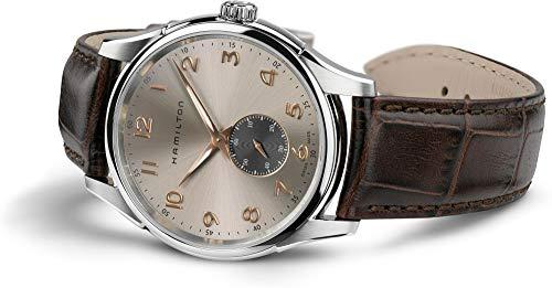 Hamilton H38411580 Jazzmaster Thinline Small Second Quartz Men's Watch