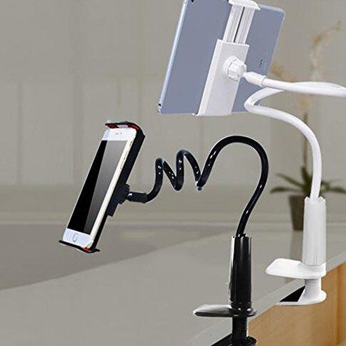 Yaheeda-Phone-HolderBracket-Flexible-Long-Arms-Universal-Cell-Phone-Clip-Holder-Fit-On-Desktop-Bed-Mobile-Stand-for-Bedroom-Office-Bathroom-Kitchen-Color-Random