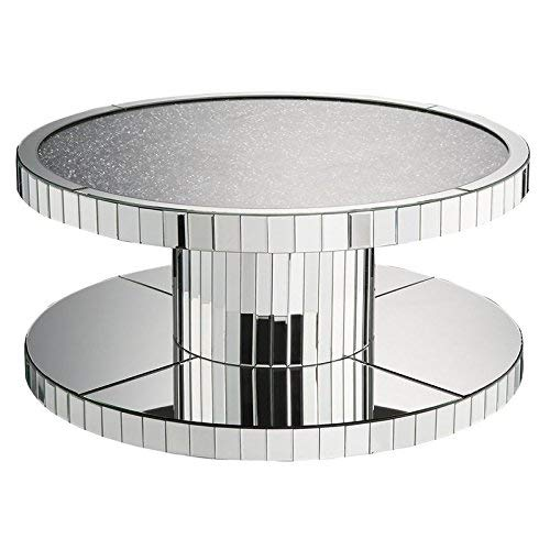 Table Mirrored Round - Acme Ornat 40