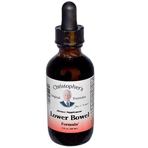 Lower Bowel (Replaces Fen LB Extract) – 2 oz – Liquid