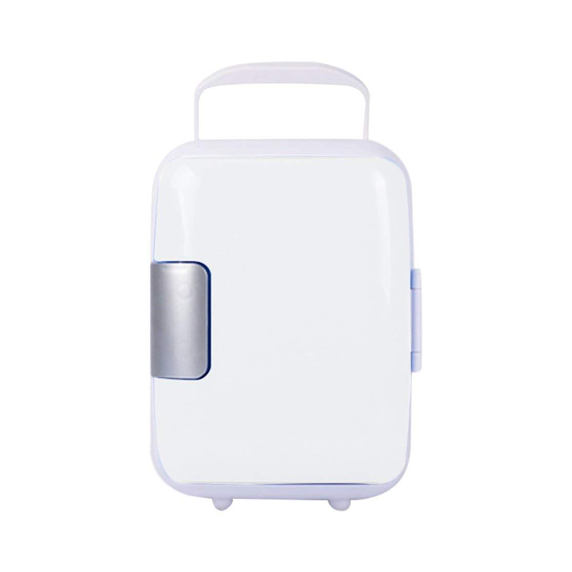 Candybarbar Mini refrigerador casero de 4L Refrigeradores de doble ...