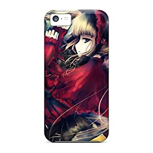 Iphone 5c MhTydjm5937yDcah Rozen Maiden Tpu Silicone Gel Case Cover. Fits Iphone 5c