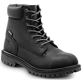 Timberland PRO 6-inch Direct Attach Women's, Black, Soft Toe, EH, Waterproof, Insulated Boot