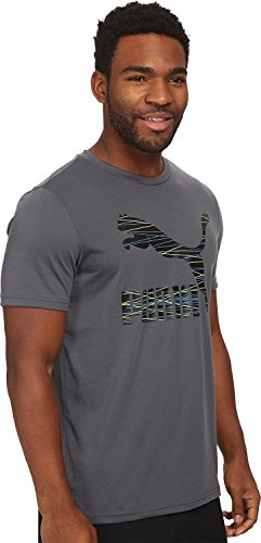 Puma Mens Performance T-Shirt Turbulence