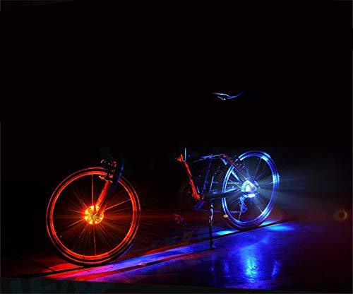 [해외]Wangten 스포크 빛 자전거 타이어 라이트 자전거 휠 LED 라이트 자전거 휠 라이트 바퀴 안전 경고 라이트 / wangten spoke light bicycle tire light bicycle led wheel light bicycle wheel light safety warning light for wheels