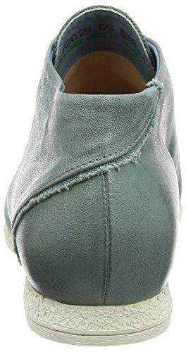 Think! Women's Shua_282025 Desert Boots Grün (Agave/Kombi 65) ANjPamC
