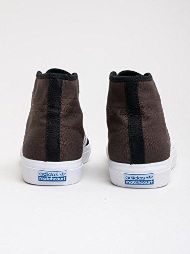 adidas Skateboarding Bb8590 Matchcourt High Black EU 45 1/3