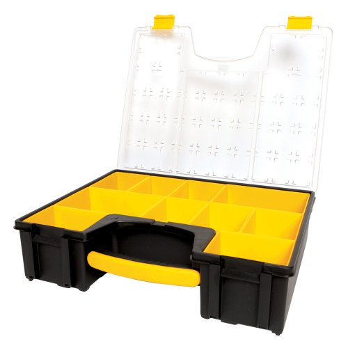 076174942033 - Stanley Consumer Storage 014708R 10-Compartment Deep Professional Organizer carousel main 2