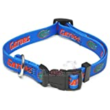 "Florida Gators NCAA Dog Collar L: 18-26"" length, 1"" width"