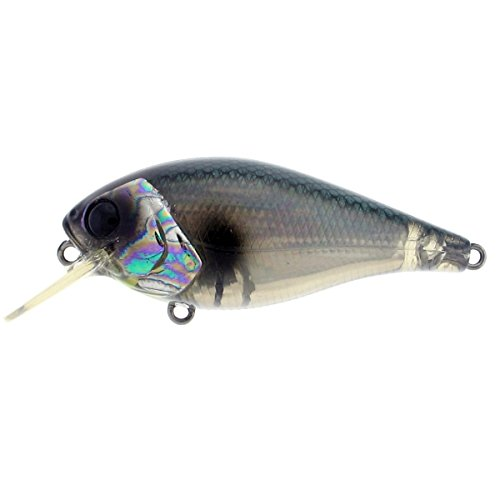(River2Sea Biggie Crankbait, Silver)