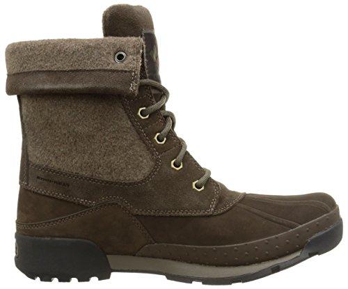 Columbia BUGABOOT ORIGINAL TALL OMNI-HEAT - botas de senderismo de piel hombre Marrón