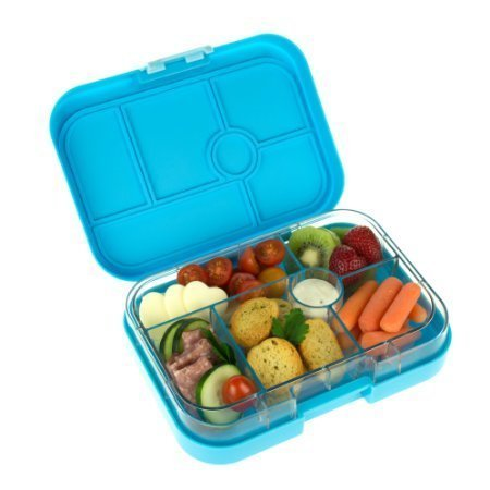 yumbox leakproof bento lunch box container gelato blue for kids buy online in uae toy. Black Bedroom Furniture Sets. Home Design Ideas