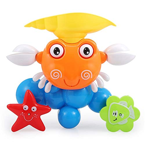 Posh Children's Bath Toys Bath Shower Water Spray Bathroom Toys Boys and Girls Play Water Creative Modeling Toys 1-3…