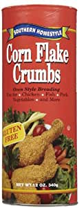 Amazon.com : Southern Homestyle Corn Flake Crumbs, 12 oz : Grocery ...