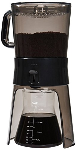 OXO Good Grips Cold Brew Coffee Maker with OXO Good Grips Co