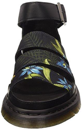 Sandale Martens Femme Noir Clarissa Boots Shore Dr qtwHfBR