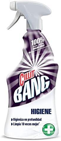 Cillit Bang Higiene - Limpiador Higienizante Spray - 750 ml ...