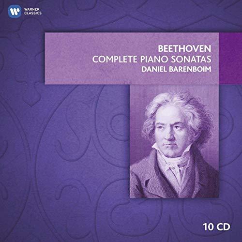 - Beethoven: Complete Piano Sonatas