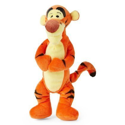 Disney 9 Inch Plush - Disney 9-inch Tigger Plush from Winnie the Pooh