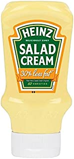 product image for Heinz Light Salad Cream 30% Less Fat 415g - Pack of 2