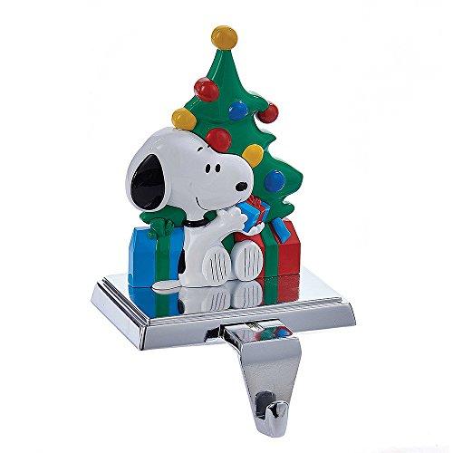 Kurt Adler Snoopy Stocking Holder -