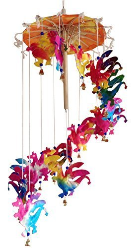 MulberryGifts Baby Mobile - Heaven's Dragon