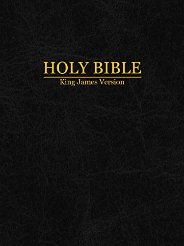 Download for free The Holy Bible: King James Version