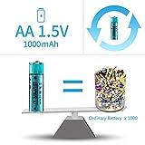 SKONGINTL 14500 USB Rechargeable AA Lithium