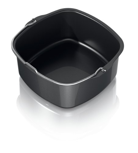 Philips HD9925/00 Non-Stick Baking Dish, Black (Healthy Phillips The Fry To Way)